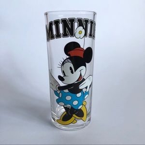 2/$30 Minnie Mouse Glass